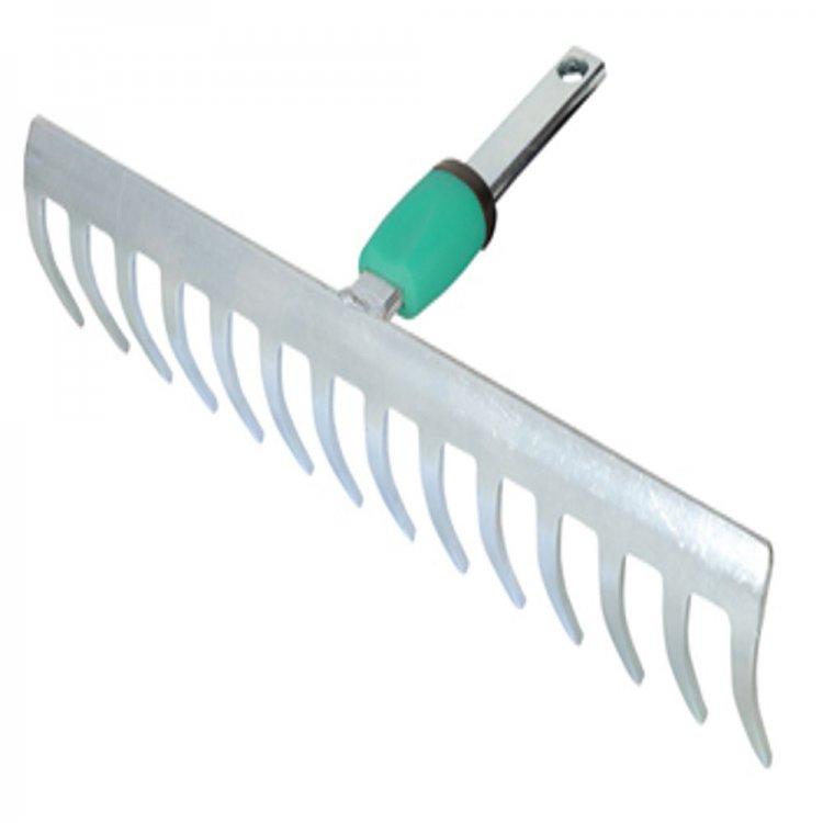 Грабли Greenmill 14 зубьев, насадка для Quick system (GR8106)