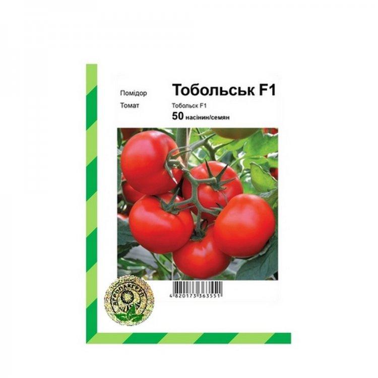 Биф-томат Тобольcк F1 голландской селекции производителя Bejo Zaden, ультра ранний, урожай 6-13 кг с куста