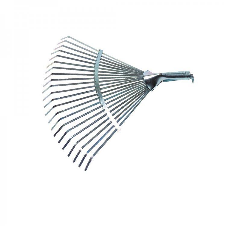 Грабли веерные Greenmill регулируемые, без черенка 22 зуба (GR6533)