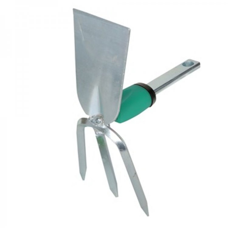 Мотыжка Greenmill комбинированная к ручке Quick System (GR8103)