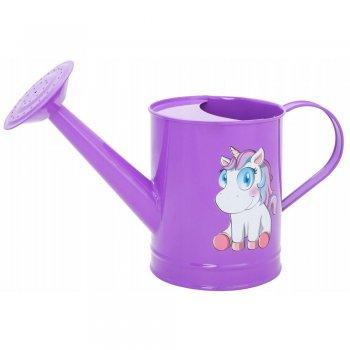 Лейка для детей фиолетовая, GR0134