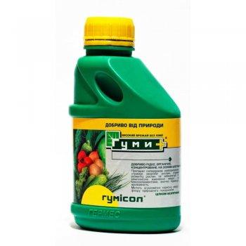 Удобрение для цветов Гумисол, 0,2 литра, Гермес Украина