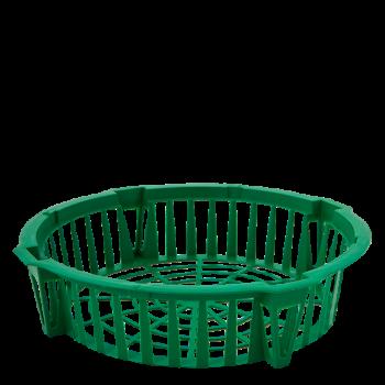 Корзинка для высадки луковиц, круглая, диаметр: 285 мм глубина: 64 мм.