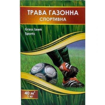 Трава газонная Спортивная, смесь, семена,DLF Trifolium, Дания